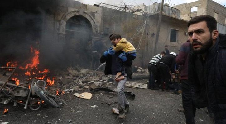 Car bombs kill 12 in Turkish-held north Syria: monitor