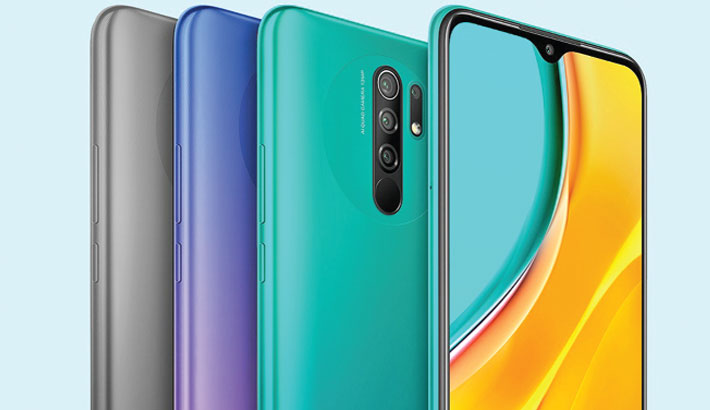 Redmi 9 new variant launched