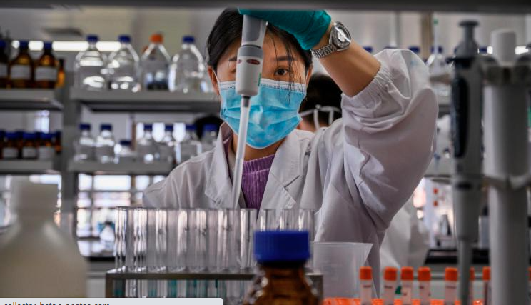 China arrests 80 people in 'fake vaccine' ring crackdown