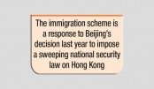 UK opens visa scheme for millions of Hong Kongers