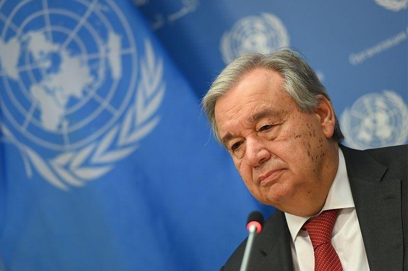 UN chief condemns detentions of Myanmar civilian leaders