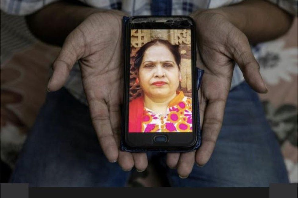 India launches online memorial to commemorate pandemic victims