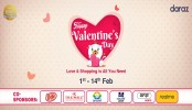 Daraz launches Valentine's Day Campaign for the fifth time