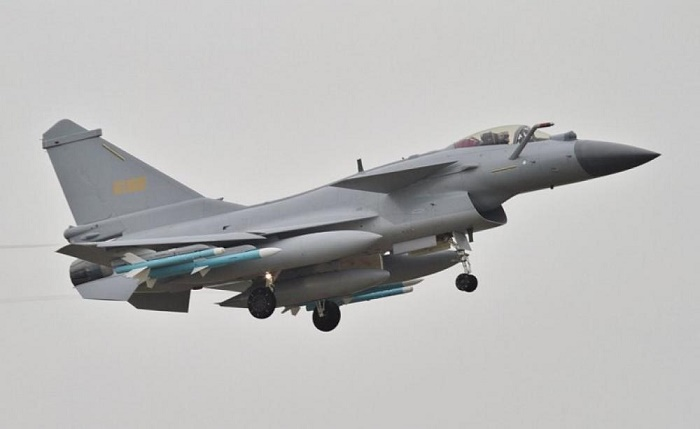 Heightening tension: 7 Chinese warplanes, US aircraft entered Taiwan air defence zone
