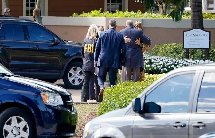 2 FBI agents killed in shooting in Florida