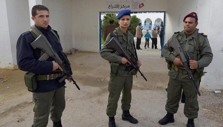 4 Tunisian soldiers killed in landmine blast: ministry