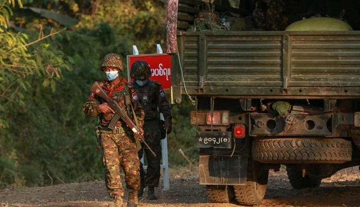 Myanmar coup: Medics to strike as anger at military grows
