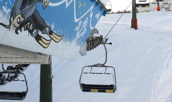 Italy has deep snow, closed ski resorts
