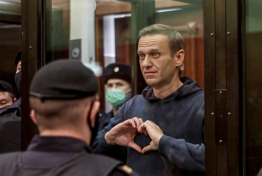 Russian court jails Kremlin critic Navalny, sparking Western outcry