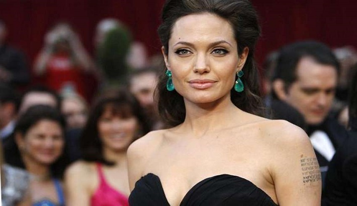 Angelina Jolie is focussed on 'healing her family'
