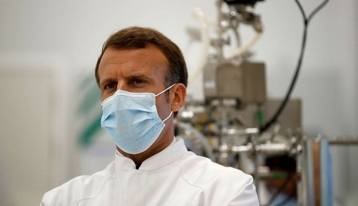 Covid-19: Fact-checking French Macron's claim about the Oxford-AstraZeneca vaccine