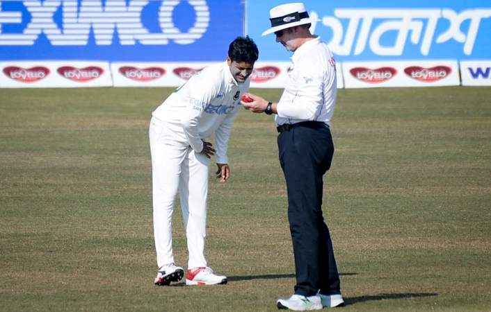 Shakib's bowling in doubt