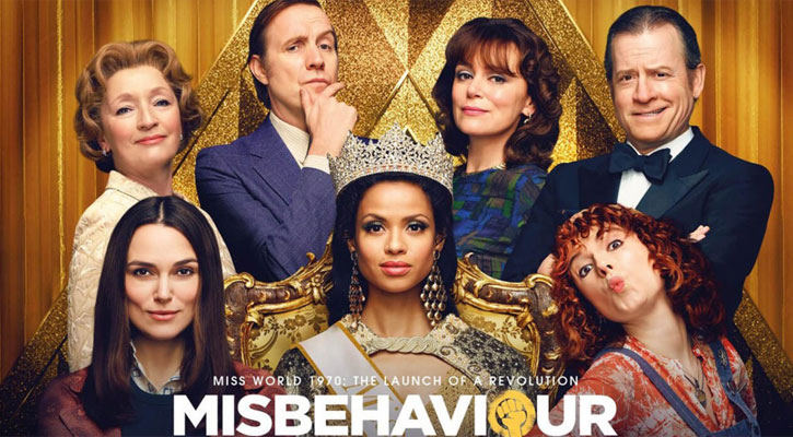 'Misbehaviour' to release at Star Cineplex today