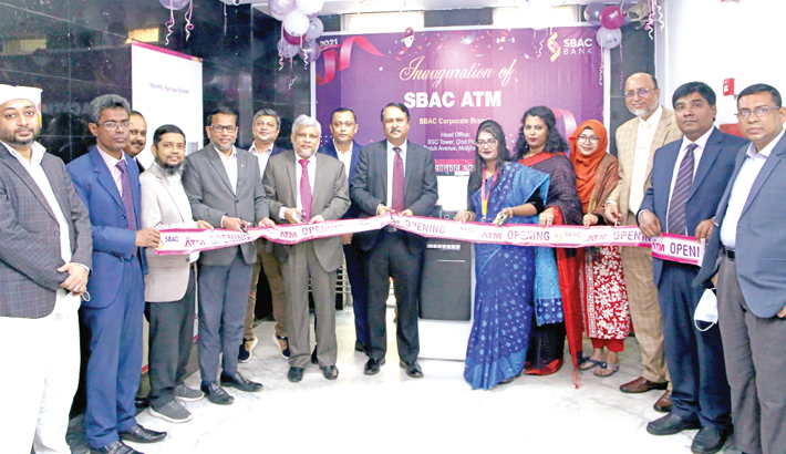 SBAC Bank opens ATM booth