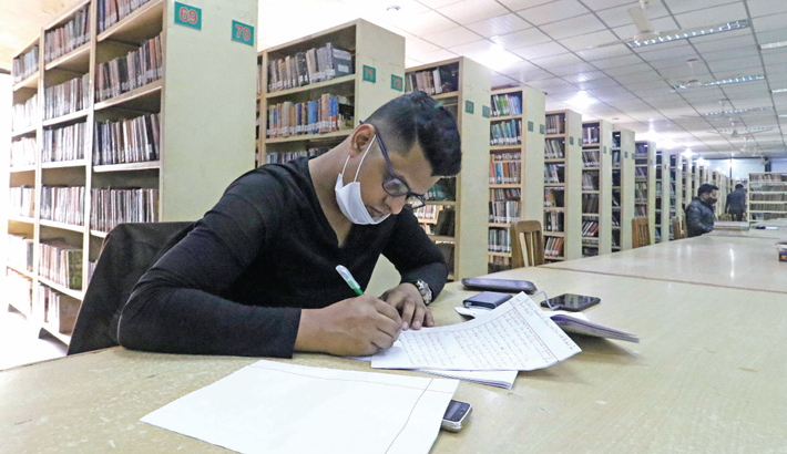 Poor presence in libraries as reading habit declines