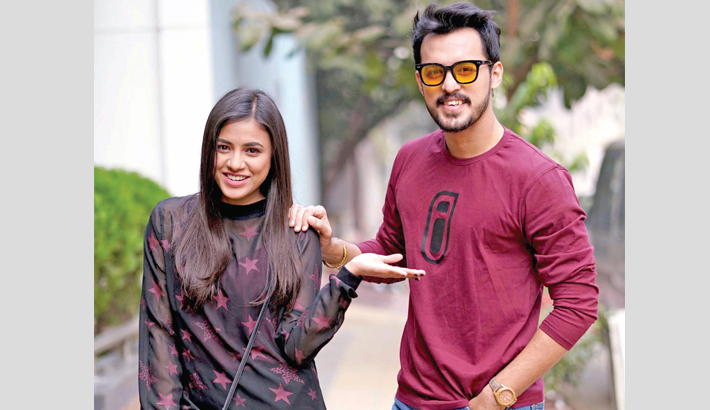 Irfan, Tasnuva pair up for new drama