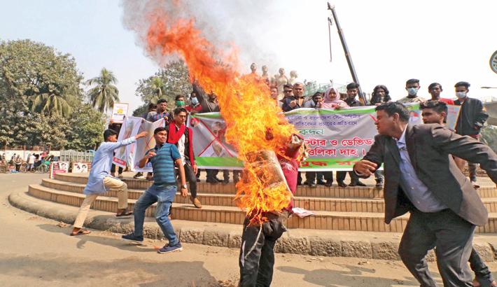 Muktijoddha Mancha demands ban on Al Jazeera in Bangladesh