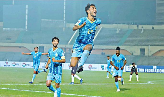 Abahani seal victory, Mohammedan make draw
