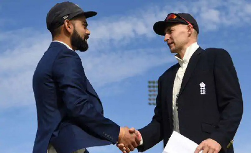 England opt to bat in first India Test