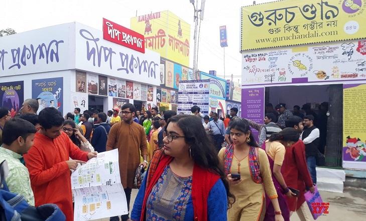 45th Int'l Kolkata Book Fair to be dedicated to Bangabandhu