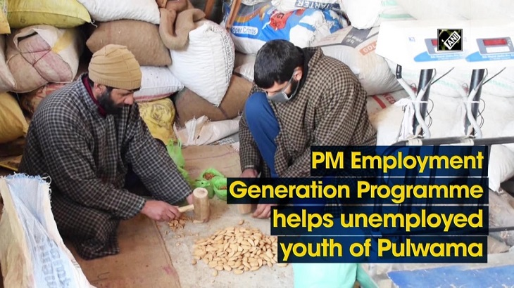 PM Employment Generation Programme helps unemployed youth of Pulwama
