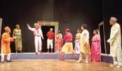Loko Natyadal stages 'Kanjus' today after year-long hiatus