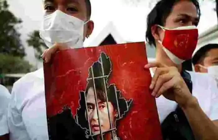 Myanmar citizens calls for boycott of military-linked products and services