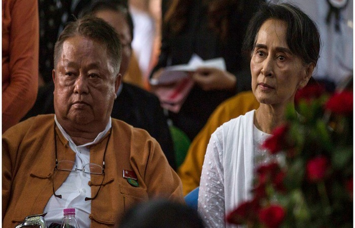 Key Suu Kyi aide arrested as outrage grows over Myanmar coup