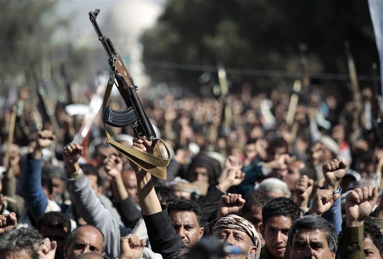 US formally moves to end terror designation of Yemen Huthis