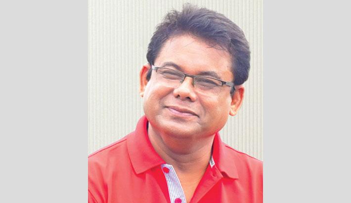 Kamal Ahmed's music album 'Ekusher Shwaralipi' released