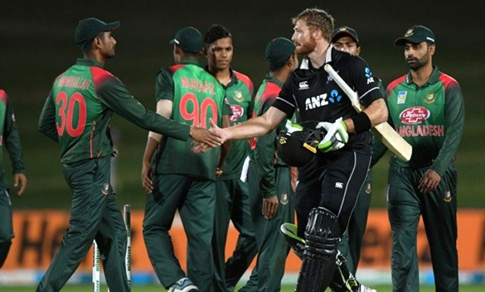 BCB conveys thanks to New Zealand Cricket Board