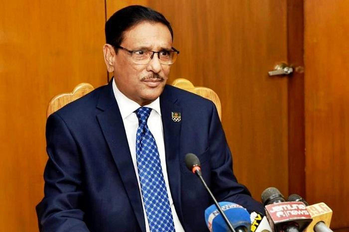 BNP's programme means terrorist acts, sabotage: Quader
