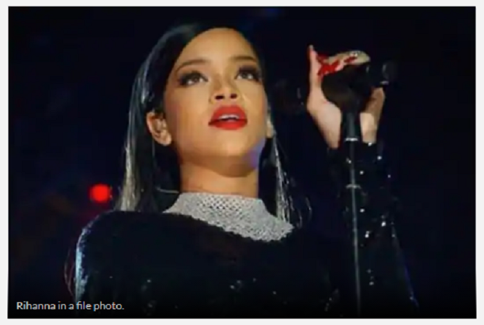 Rihanna Paid $2.5 million by PR Firm with Khalistani Links to Tweet in Support of Farmers