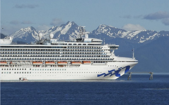 Canada blocks cruise ships for a year, ending Alaska trips