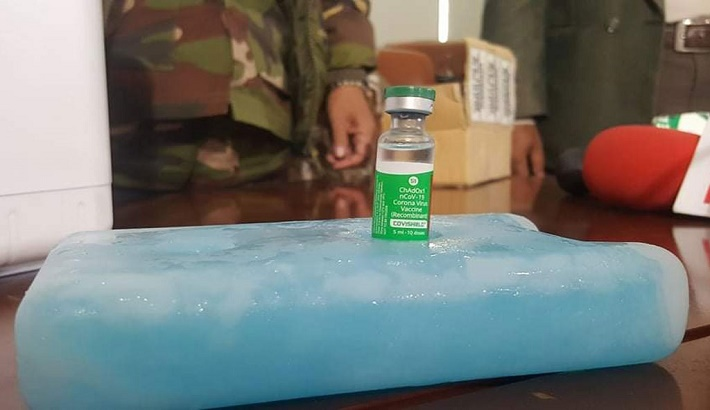 Covid vaccine doses reach Chattogram