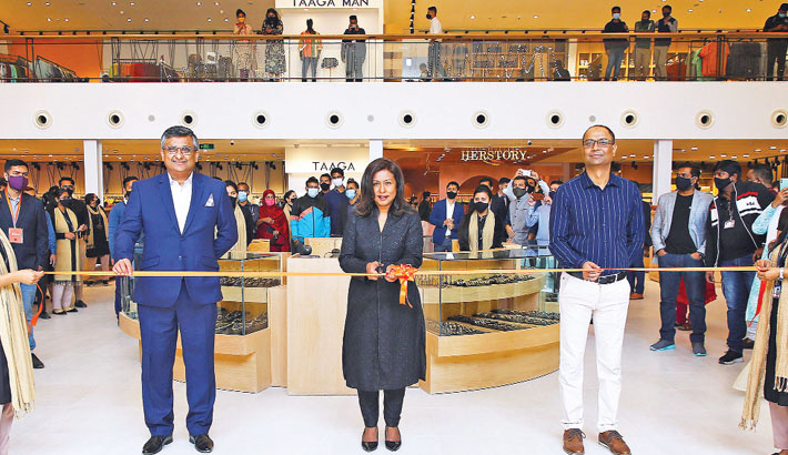Aarong opens outlet at Tejgaon