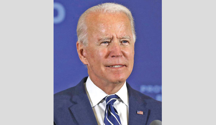 'Erratic' Trump should not get intel briefings: Biden