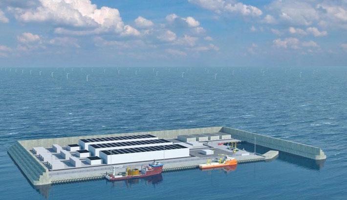 Denmark to build world's 'first energy island'