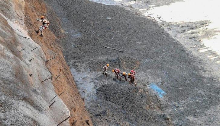 Massive flood as glacier breaks off at Joshimath, 150 labourers feared dead