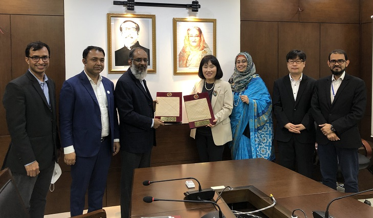 Korea to provide $21 million to support in developing Digital Bangladesh