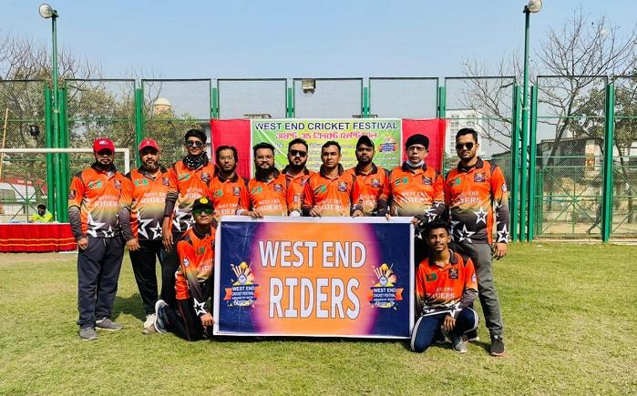 West End High School cricket festival held amid festivity