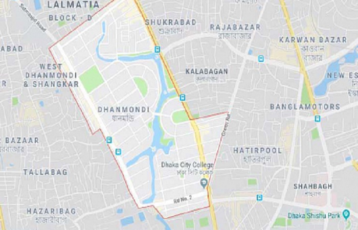 500-tola gold robbed from jewellery shop at Dhanmondi