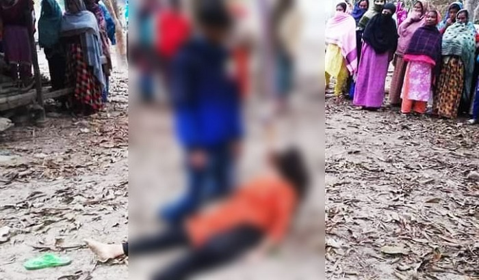 Man, woman found hanging from same rope in Satkhira
