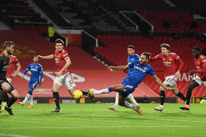 Man Utd blow lead twice against Everton, Villa outgun Arsenal