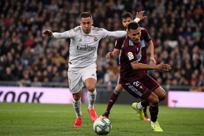 Gutsy Real Madrid beat struggling Huesca, Sevilla see off Getafe