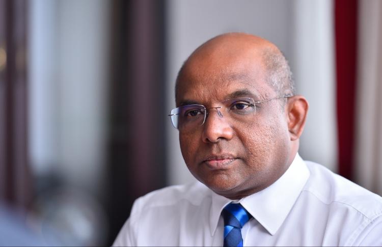 Maldives FM due tonight