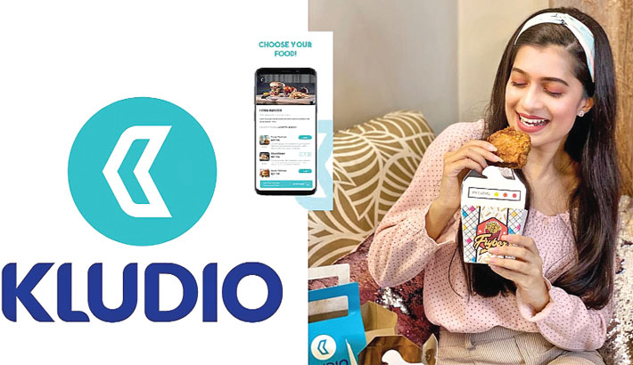 Kludio App to serve Dhanmondi