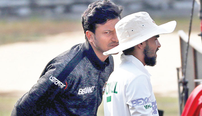 Mominul admits missing Shakib in bowling
