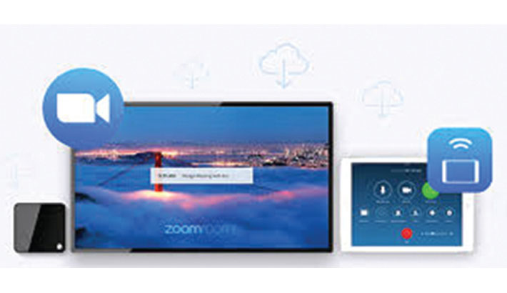 Zoom Rooms gets new features