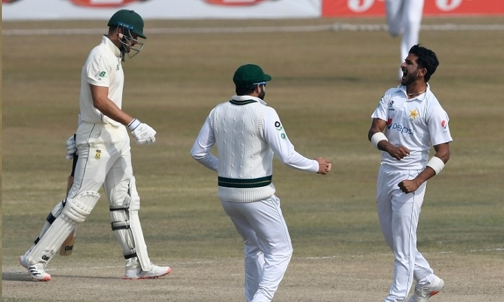 Pakistan beat South Africa in second Test, win series 2-0